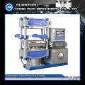 Double color EVA foaming machine with new techanical